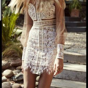 Vivian Mini Dress For Love & Lemons